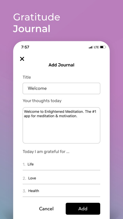 Enlightened Meditation: Awaken screenshot-4