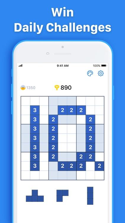 Blockudoku: Block Puzzle Games screenshot-4