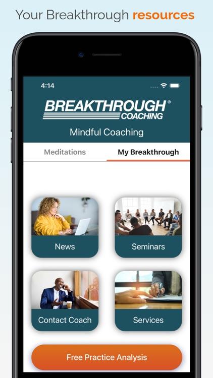 Breakthrough Coaching screenshot-4