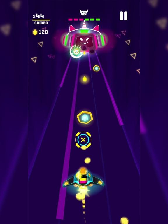 Rocket Hero EDM screenshot 9