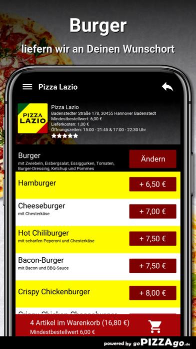 Lazio Hannover Badenstedt screenshot 6
