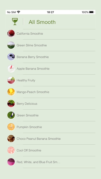 100+ Smoothies Recipes