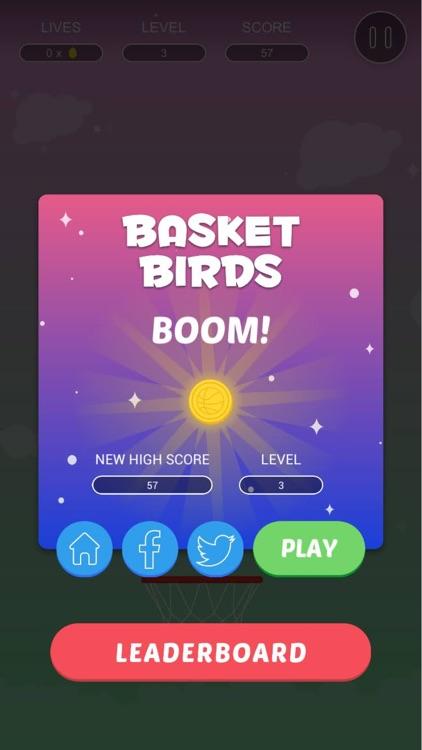Basket Birds