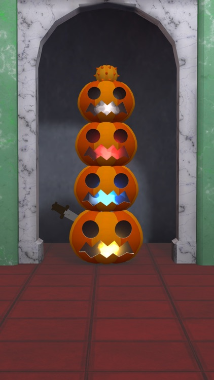 Room Escape: Pumpkin Party