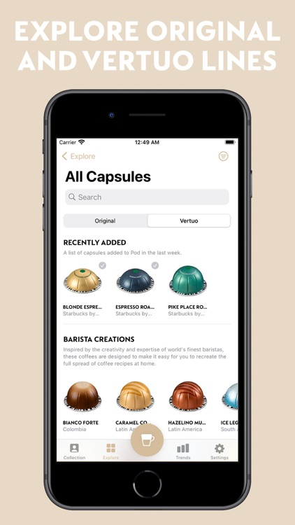 Pod: Coffee Capsules screenshot-3