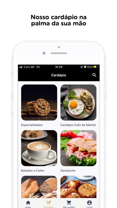 Becafé screenshot 5
