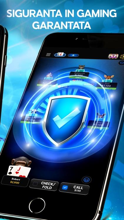 888 Poker – Texas Holdem Games screenshot-5