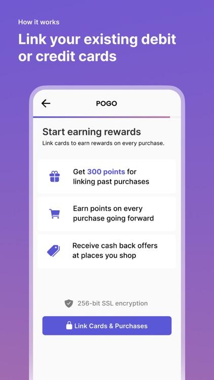 Pogo: Receipt-Free Rewards screenshot-4