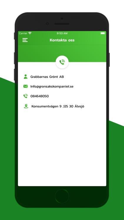 Grönsakskompaniet screenshot-3