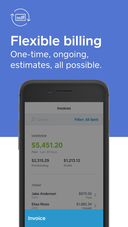 Square Invoices: Invoicing App screenshot-5