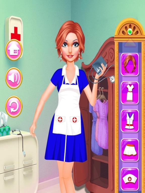 Beautiful Dress Up&Makeup Girl screenshot 7