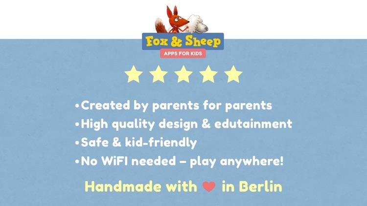 Little Fox Nursery Rhymes screenshot-5