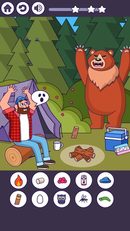 Brain Puzzle: IQ Thinking Game screenshot-5