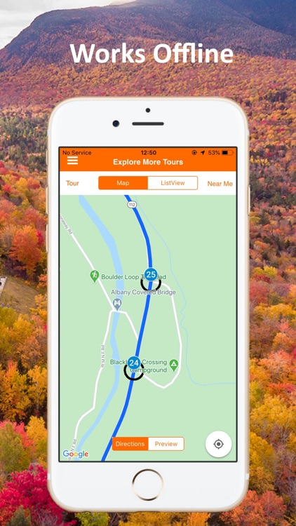 Kancamagus Highway Tour Guide screenshot-4