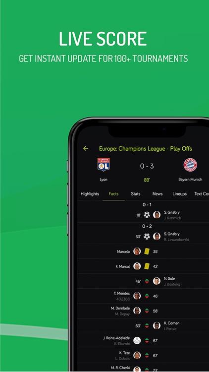 Footylight- Soccer Highlights screenshot-6