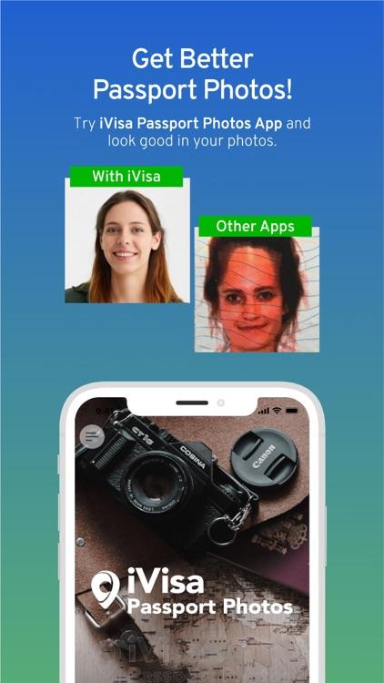 iVisa Passport Photo ID Photo screenshot-9