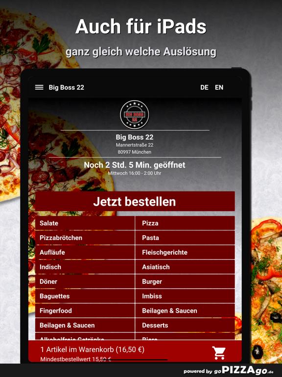 Big Boss 22 München screenshot 7