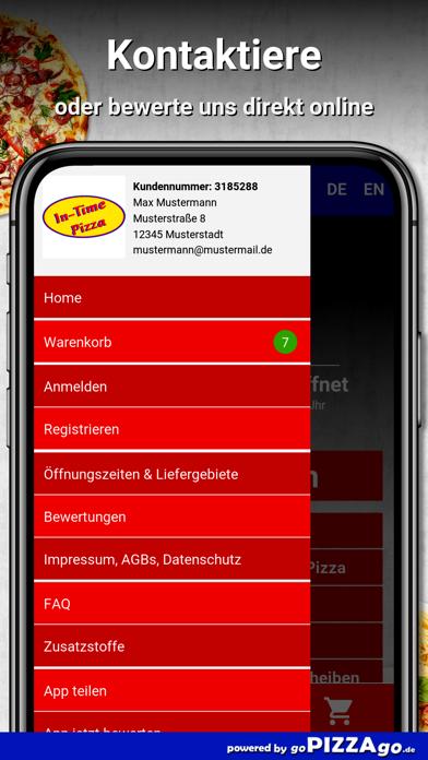 In-Time Pizza Frankenberg screenshot 4