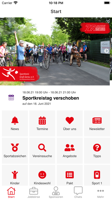 Sportkreis Groß-Gerau e.V.Screenshot von 2