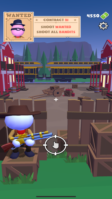 Western Sniper: Wild West FPS screenshot 10