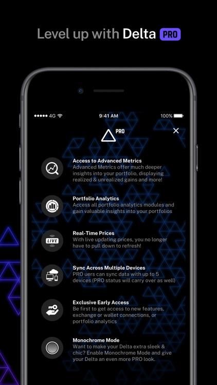 Delta Investment Tracker screenshot-9