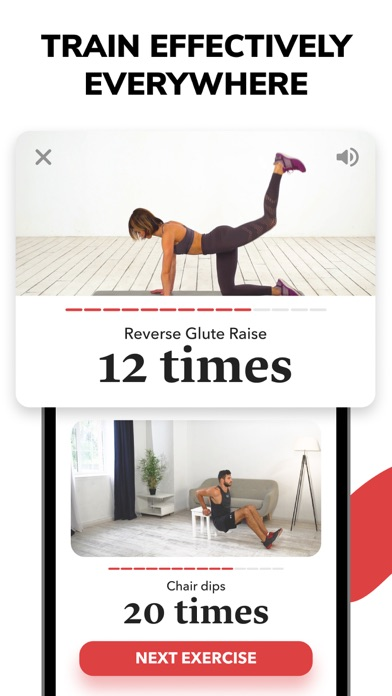 BetterMe: Home Workout & Diet Screenshot