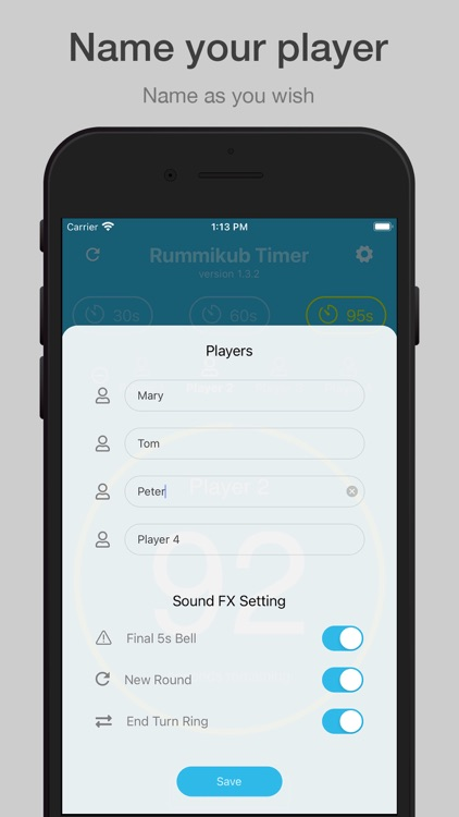 Rummikub Timer screenshot-7