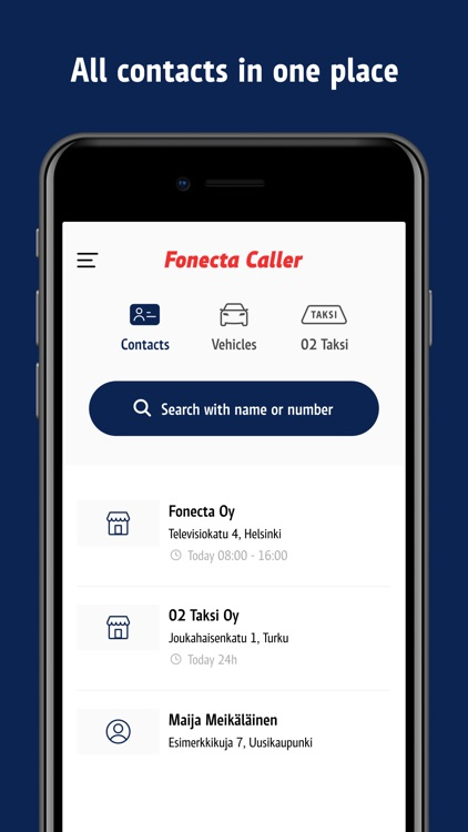Fonecta Caller screenshot-0