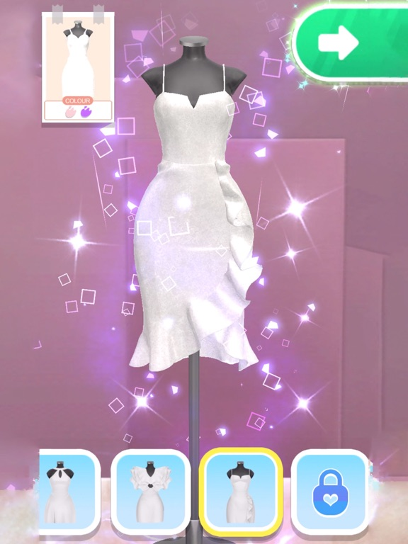 iPad Image of Yes, that dress!