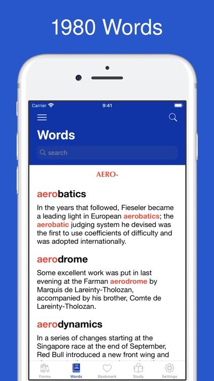 Combining Forms Dictionary screenshot-5