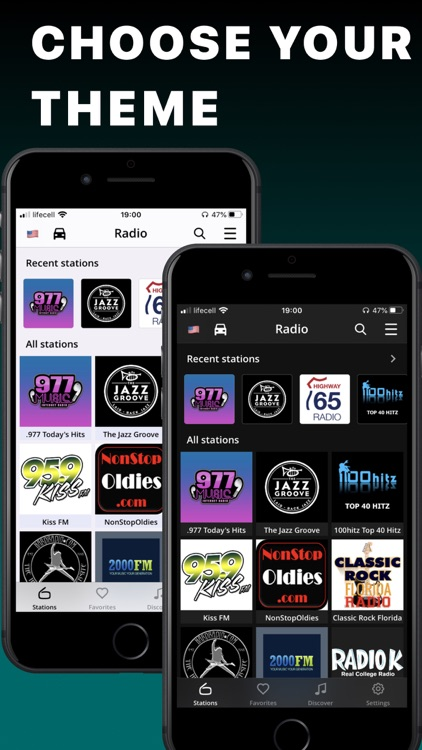 FM Radio Tuner live Player app screenshot-5