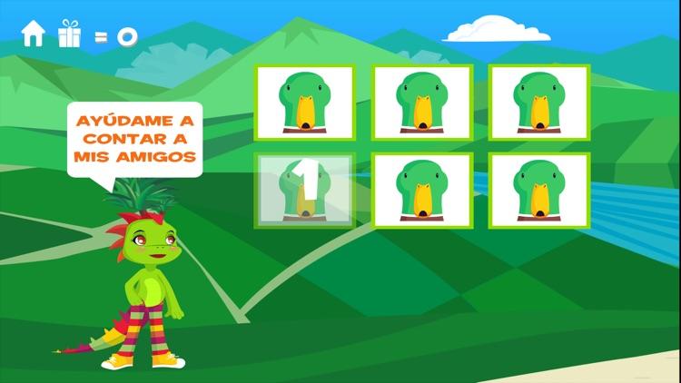 Play & Learn Spanish - Farm screenshot-4