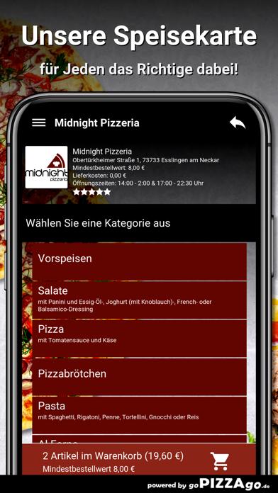 Midnight Pizzeria Esslingen screenshot 4