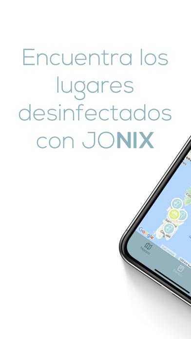 Jonix MapsCaptura de pantalla de1