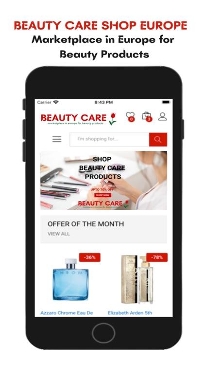 Beauty Care Shop Europe