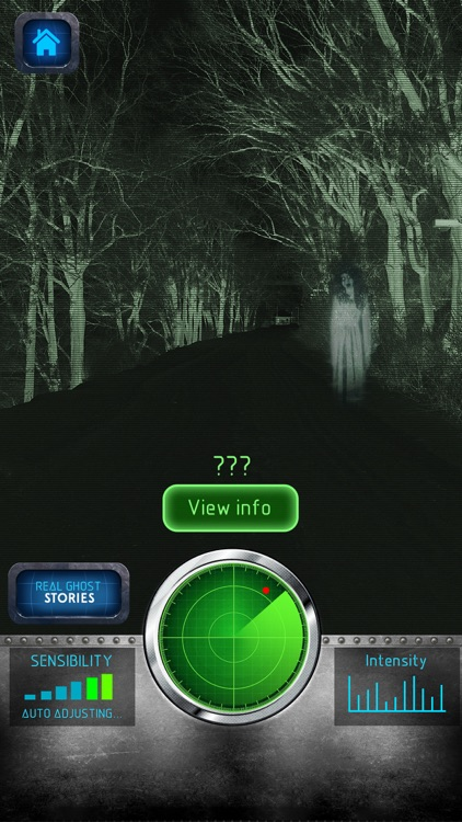 Ghost Detector Radar.. screenshot-5