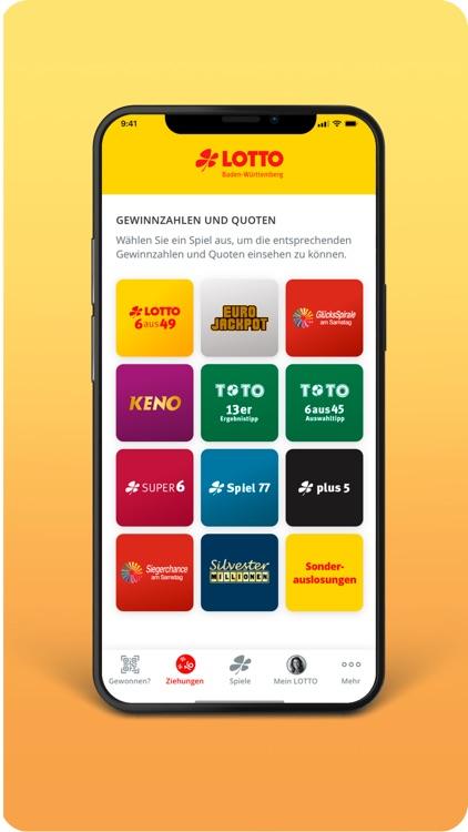 Lotto Baden-Württemberg screenshot-7