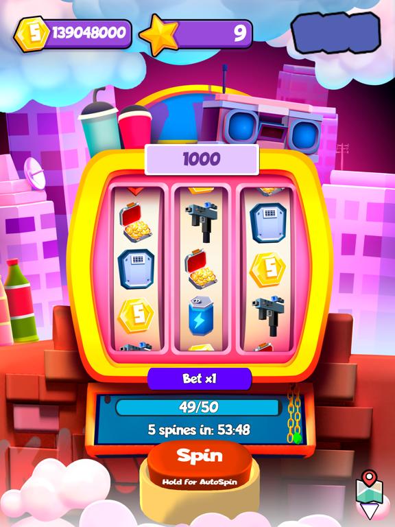 Spin Boss: Coin Collector screenshot 8