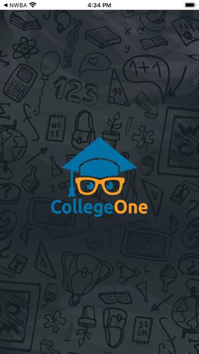 CollegeOne screenshot 1