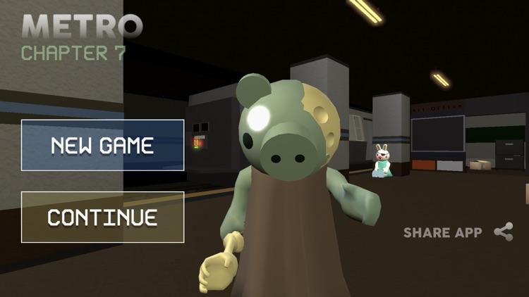 Piggy Chapter 7: Metro