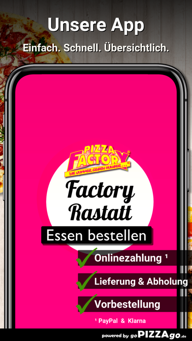 Factory Rastatt screenshot 2