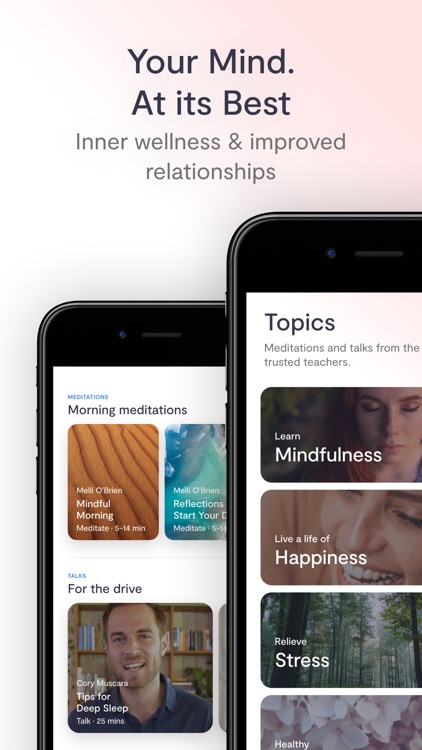 Mindfulness.com Meditation App screenshot-4