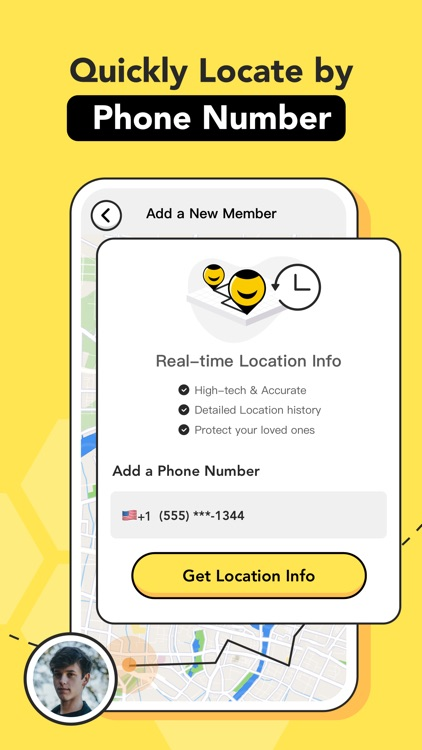 SafeBee: Find Family Location screenshot-3