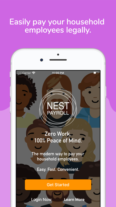 messages.download Nest Payroll software