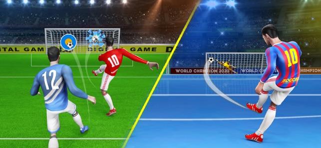 Bóng đá trong nhà Futsal 2k21