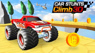 Car Stunts Climb 3Dのおすすめ画像1