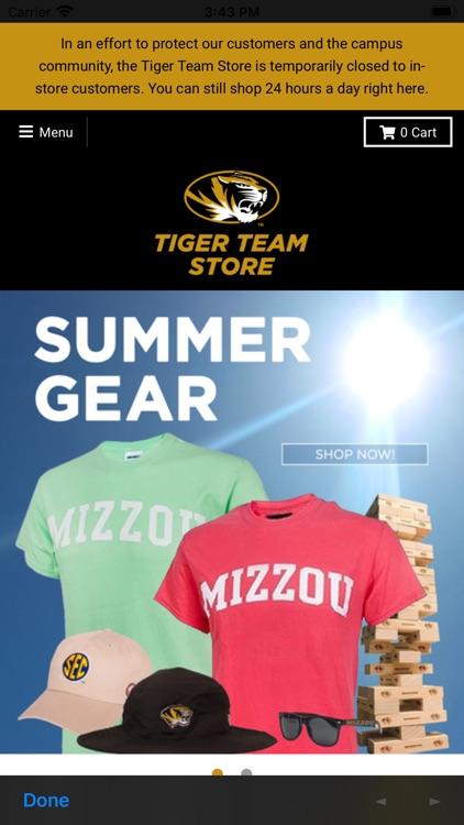 Mizzou Tigers screenshot-4