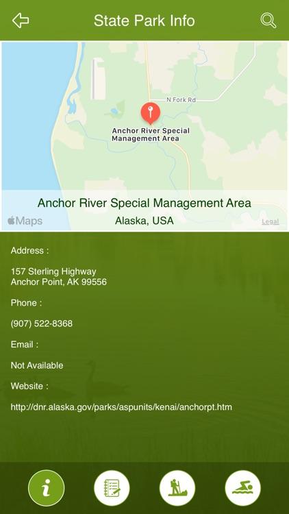 Alaska State Parks screenshot-3