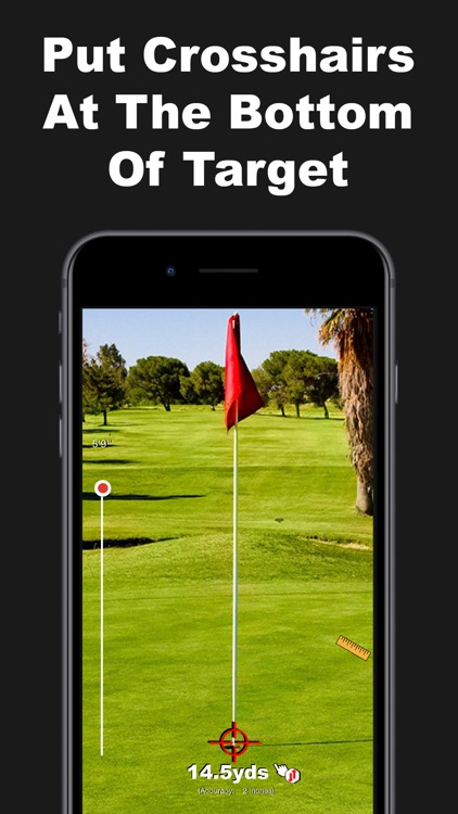 Golf Shot Range Finder