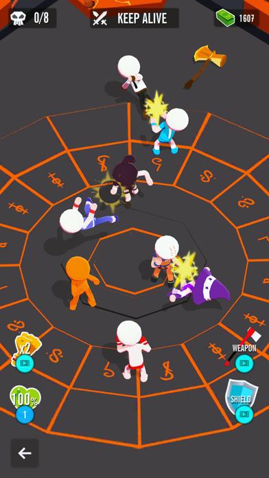 Stickman 3D - Street Gangster screenshot 6